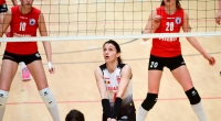 Dinamo Bucure?ti - SCM Pite?ti 3:0 (04.03.2017, Divizia A1 volei feminin, etapa a 20-a); sursa foto: www.dumitruconstantin.com