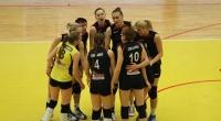 CS Volei 2004 Tomis Constan?a - CSM Lugoj 3:0 (19.03.2011, Divizia A1 feminin, play-off, meciul 1); sursa foto: Cotidianul Telegraf (Constan?a) - 1