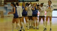CS Volei 2004 Tomis Constan?a - CSM Lugoj 3:0 (20.03.2011, Divizia A1 feminin, play-off, meciul 2); sursa foto: Cotidianul Telegraf (Constan?a) - 16