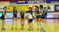 CS Volei 2004 Tomis Constan?a - CSM Lugoj 3:0 (20.03.2011, Divizia A1 feminin, play-off, meciul 2); sursa foto: Cotidianul Telegraf (Constan?a) - 2