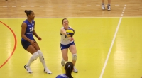 CS Volei 2004 Tomis Constan?a - CSM Lugoj 3:0 (20.03.2011, Divizia A1 feminin, play-off, meciul 2); sursa foto: Cotidianul Telegraf (Constan?a) - 7