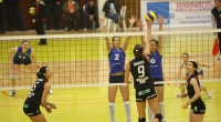 CS Volei 2004 Tomis Constan?a - Dinamo Romprest Bucure?ti 1:3 (16.02.2011, Divizia A1 feminin, etapa a 17-a); sursa foto: Cotidianul Telegraf (Constan?a) - 12
