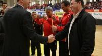 CVM Tomis Constan?a - Dinamo Bucure?ti 2:3 (29.04.2011, Divizia A1 masculin, play-off, finala locurilor 3-4, meciul 4); sursa foto: Cotidianul Telegraf (Constan?a) - 13