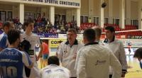 CVM Tomis Constan?a - Universitatea Cluj 3:0 (19.03.2011, Divizia A1 masculin, play-off, meciul 1); sursa foto: Cotidianul Telegraf (Constan?a) - 13
