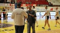 CVM Tomis Constan?a - Universitatea Cluj 3:0 (19.03.2011, Divizia A1 masculin, play-off, meciul 1); sursa foto: Cotidianul Telegraf (Constan?a) - 18