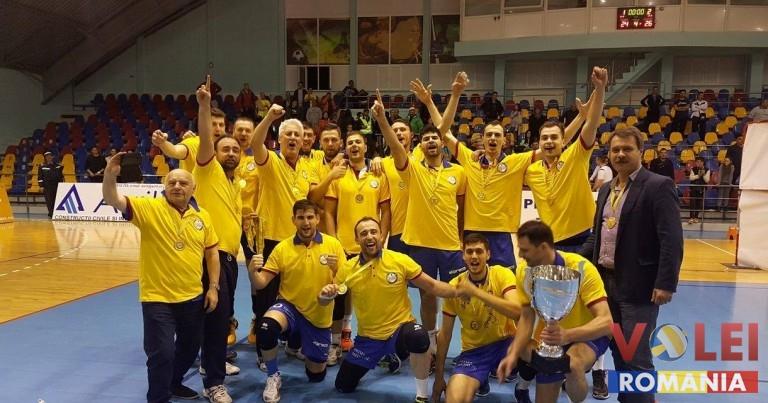 Clasament final în Divizia A1 la volei masculin, ediţia 2015