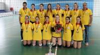 Campionatul Naţional de volei feminin rezervat speranţelor 2015