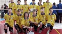 Campionatul Naţional masculin de minivolei 2015