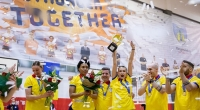 Clasament final în Divizia A1 la volei feminin, ediția 2020-2021
