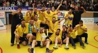 Clasament final în Divizia A1 la volei masculin, ediţia 2014-2015