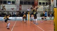Cupa României la volei feminin, ediția 2017-2018, sferturi de finală, rezultate din manșa tur