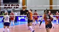 Cupele Europene la volei feminin, ediția 2017-2018, manșa retur din 16-imi de finală