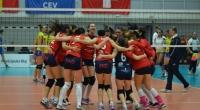 Cupele Europene la volei feminin, rezultatele echipelor românești