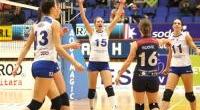 Echipa din Constanta a castigat in deplasare meciul din CEV Cup