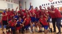 Etapa întâi din Divizia A1 la volei masculin, ediția 2017-2018