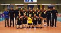 Liga Europeană la volei feminin 2016, primul turneu