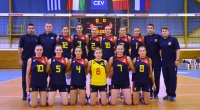 Liga Europeană la volei feminin 2016, rezultatele din turneul al doilea