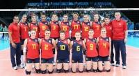 Naționala de volei feminin a participat la Jocurile Europene 2015