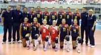 Naționala de volei feminin a României a luat startul în preliminariile CE 2017