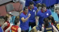 Naționala de volei feminin se pregătește pentru Jocurile Europene 2015