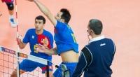 Naționala de volei masculin a României s-a reunit la Craiova