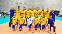 Naţionala de volei masculin se antrenează la Craiova