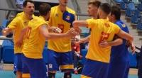 Preliminariile Campionatului European de volei masculin din anul 2017, turneul al doilea