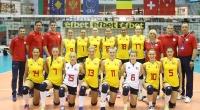 Rezultatele naționalei de volei feminin în turneul de la Sofia
