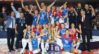Serbia a cucerit din nou titlul european la volei feminin