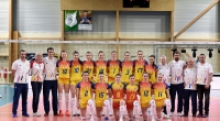 Tricolorele au ratat complet Campionatul European de la Cluj