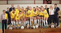 Veste excelentă pentru campioana României la volei feminin!