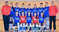Vineri începe al doilea tur din play-off în Divizia A2 la volei